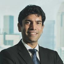 Mr Vikram Nair